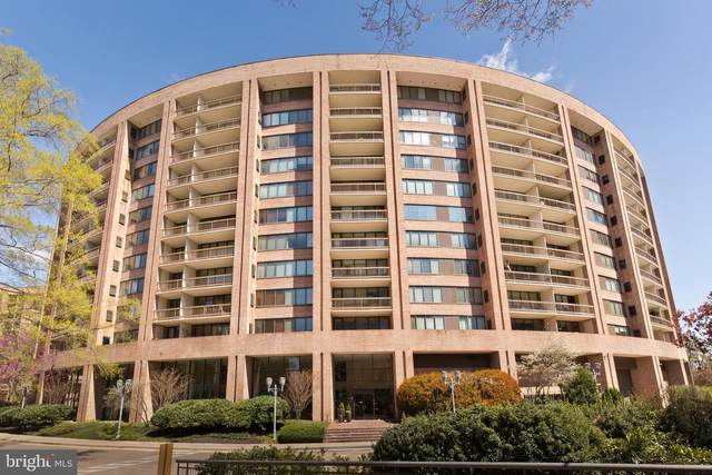 1805 Crystal Drive 810S, ARLINGTON, VA 22202 (#VAAR2001074) :: Eng Garcia Properties, LLC