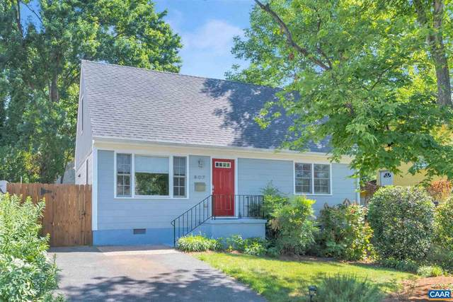 807 Bolling Ave Avenue, CHARLOTTESVILLE, VA 22902 (#619330) :: City Smart Living