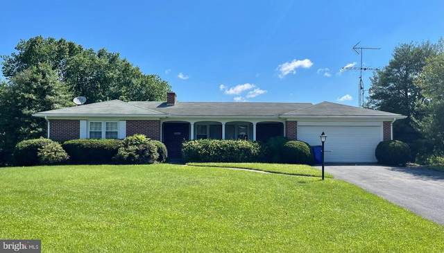 2740 Canada Hill Road, MYERSVILLE, MD 21773 (#MDFR2001088) :: Charis Realty Group