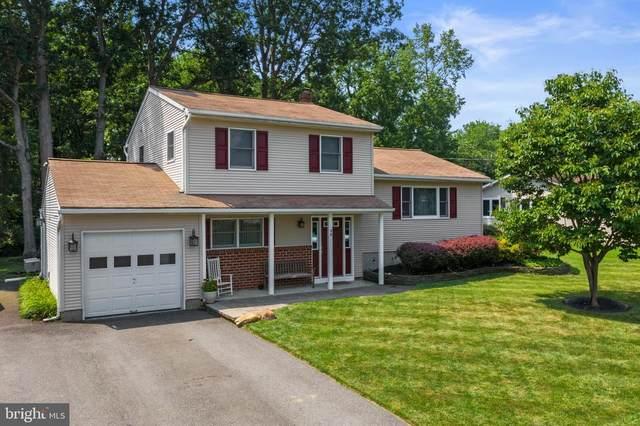 48 Carl Sandburg Drive, HAMILTON, NJ 08690 (MLS #NJME2001034) :: Kiliszek Real Estate Experts