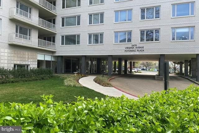 2475 Virginia Avenue NW, WASHINGTON, DC 20037 (#DCDC2002408) :: Blackwell Real Estate