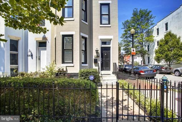 1918 15TH Street NW #1, WASHINGTON, DC 20009 (#DCDC2002412) :: SURE Sales Group