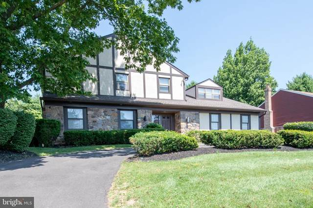 106 Spring Flower Court, HUNTINGDON VALLEY, PA 19006 (#PABU2001596) :: Better Homes Realty Signature Properties
