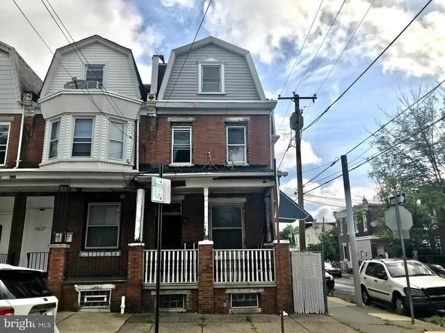 1639 Dyre Street, PHILADELPHIA, PA 19124 (MLS #PAPH2005604) :: Kiliszek Real Estate Experts
