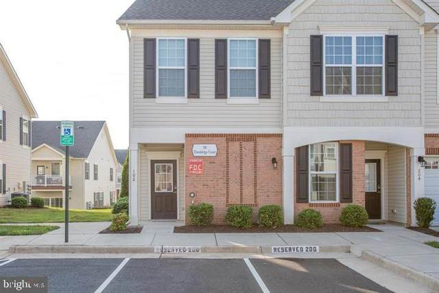 110 Dandridge Court #102, STAFFORD, VA 22554 (#VAST2000698) :: Debbie Dogrul Associates - Long and Foster Real Estate