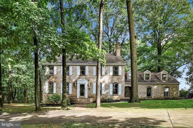130 Hillymede, HARRISBURG, PA 17111 (#PADA2000696) :: The Craig Hartranft Team, Berkshire Hathaway Homesale Realty