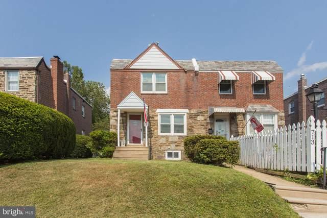 715 Clarendon Road, DREXEL HILL, PA 19026 (#PADE2001410) :: VSells & Associates of Compass