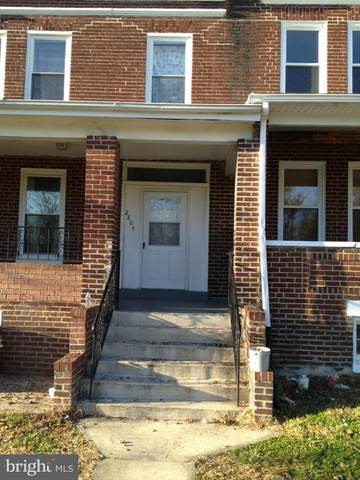 2804 Springhill Avenue, BALTIMORE, MD 21215 (#MDBA2002402) :: The Sky Group