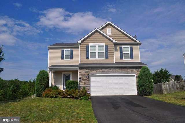 44 Charter Gate Drive, FREDERICKSBURG, VA 22406 (#VAST2000716) :: Eng Garcia Properties, LLC