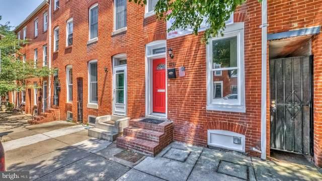 1219 William Street, BALTIMORE, MD 21230 (#MDBA2002434) :: New Home Team of Maryland