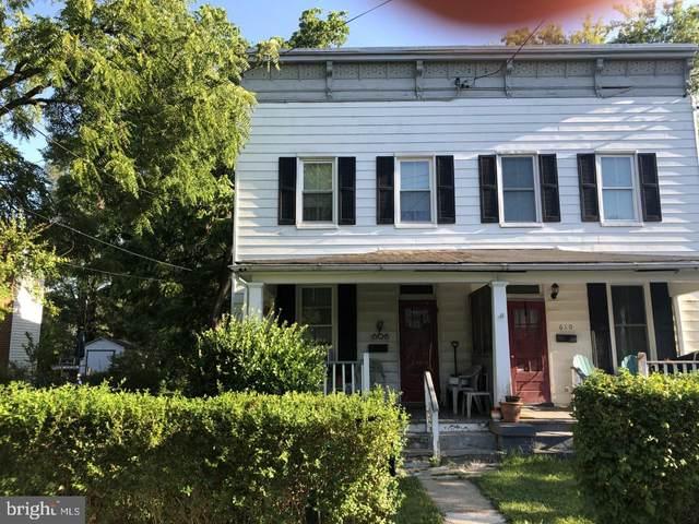 608 Montgomery Street, LAUREL, MD 20707 (#MDPG2002082) :: AJ Team Realty