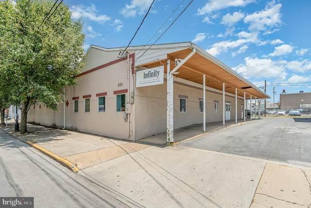 121 N Pitt Street, CARLISLE, PA 17013 (#PACB2000666) :: The Joy Daniels Real Estate Group
