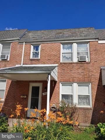 5949 Benton Heights Avenue, BALTIMORE, MD 21206 (#MDBA2002452) :: Advance Realty Bel Air, Inc