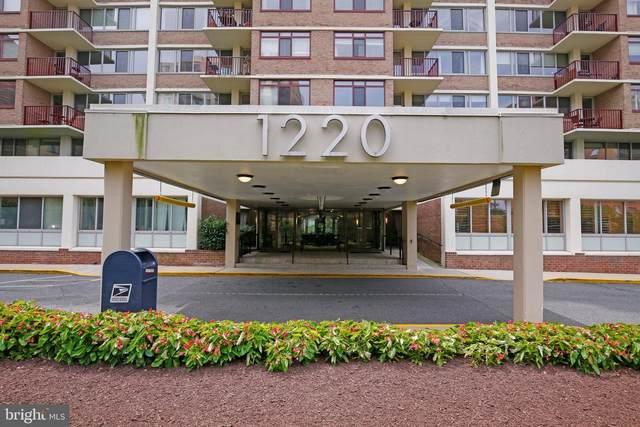 1220 Blair Mill Road #507, SILVER SPRING, MD 20910 (#MDMC2003280) :: City Smart Living