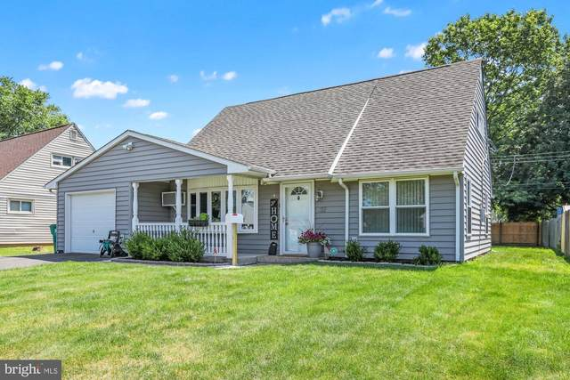 32 Ironwood Road, LEVITTOWN, PA 19057 (#PABU2001712) :: Sunrise Home Sales Team of Mackintosh Inc Realtors