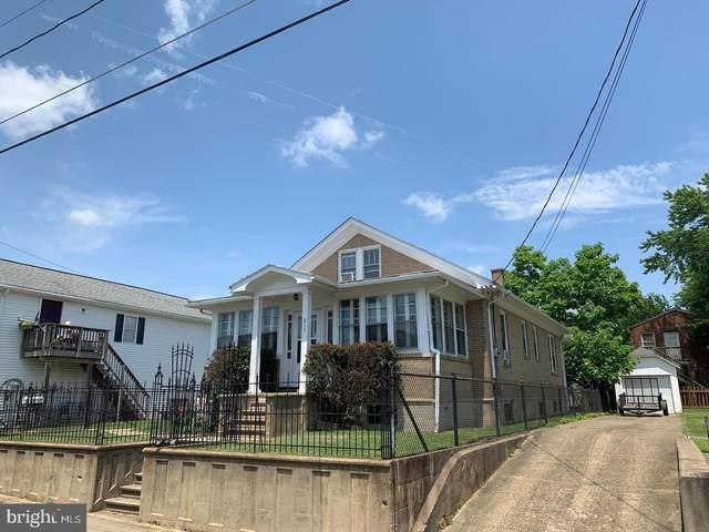 215 Potomac Avenue, QUANTICO, VA 22134 (#VAPW2001788) :: Debbie Dogrul Associates - Long and Foster Real Estate