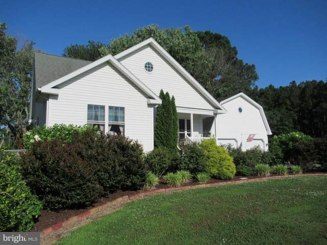 26669 Old State Rd, CRISFIELD, MD 21817 (#MDSO2000110) :: The Dailey Group