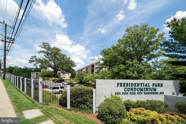 9203 New Hampshire Avenue #103, SILVER SPRING, MD 20903 (#MDPG2002114) :: Colgan Real Estate