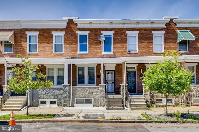 2804 Ashland Avenue, BALTIMORE, MD 21205 (#MDBA2002484) :: Sunrise Home Sales Team of Mackintosh Inc Realtors