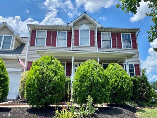 27 Cannon Ridge Drive, FREDERICKSBURG, VA 22405 (#VAST2000746) :: Debbie Dogrul Associates - Long and Foster Real Estate