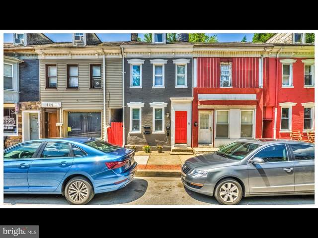 518 S Queen Street, YORK, PA 17401 (#PAYK2001240) :: TeamPete Realty Services, Inc