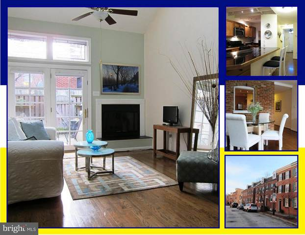141 W Montgomery Street, BALTIMORE, MD 21230 (#MDBA2002534) :: Peter Knapp Realty Group