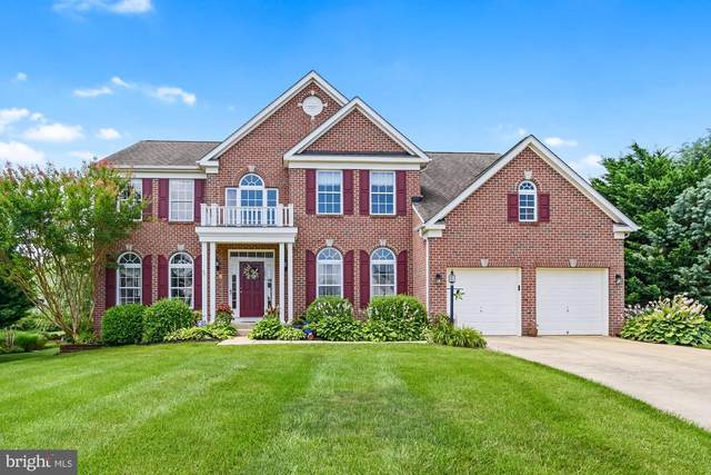 1206 Briar Post Court, BEL AIR, MD 21015 (#MDHR2000760) :: The Licata Group / EXP Realty
