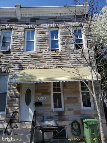 1530 N Eden Street, BALTIMORE, MD 21213 (#MDBA2002586) :: AJ Team Realty