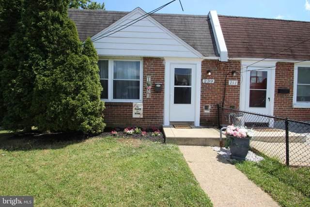 239 White Avenue, LINWOOD, PA 19061 (#PADE2001512) :: Linda Dale Real Estate Experts