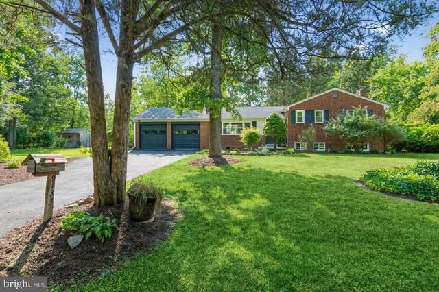 9133 Buckner Road, ALEXANDRIA, VA 22309 (#VAFX2004720) :: Corner House Realty