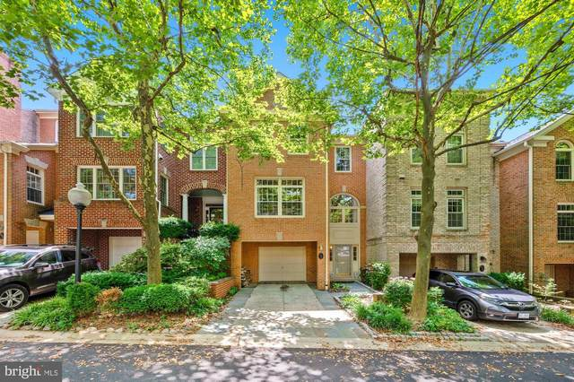 4054 Mansion Drive NW, WASHINGTON, DC 20007 (#DCDC2002670) :: The MD Home Team