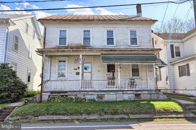 1311-1313 W Main Street, VALLEY VIEW, PA 17983 (#PASK2000254) :: Century 21 Dale Realty Co