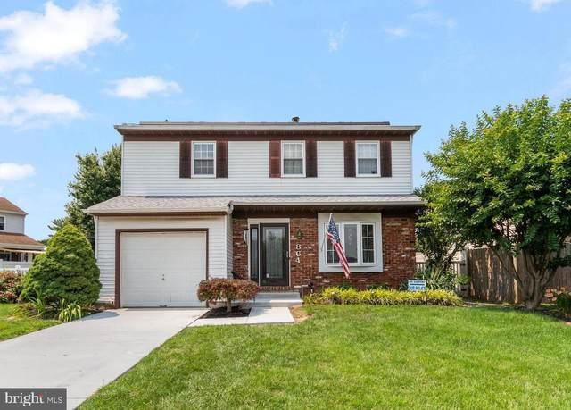 864 Hampton Way, WILLIAMSTOWN, NJ 08094 (MLS #NJGL2000924) :: The Dekanski Home Selling Team