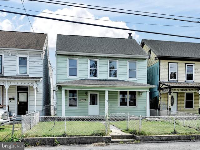 522 E Cumberland Street, LEBANON, PA 17042 (#PALN2000360) :: Iron Valley Real Estate