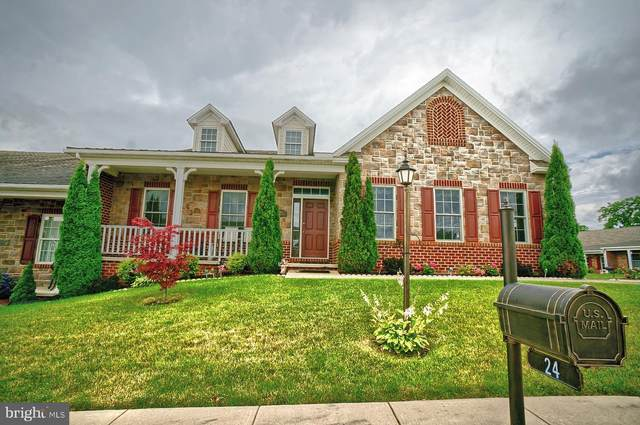 24 Klein Way, LITTLESTOWN, PA 17340 (#PAAD2000288) :: The Heather Neidlinger Team With Berkshire Hathaway HomeServices Homesale Realty