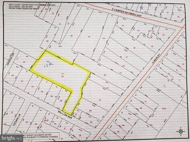 0 Willow Avenue, CAMDEN WYOMING, DE 19934 (#DEKT2000592) :: Your Home Realty