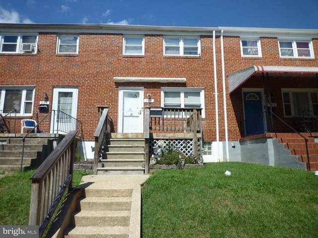 207 Southeastern Terrace, BALTIMORE, MD 21221 (#MDBC2002306) :: Keller Williams Realty Centre