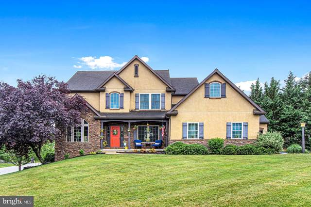 821 Solarlight Drive, YORK, PA 17402 (#PAYK2001326) :: Realty ONE Group Unlimited