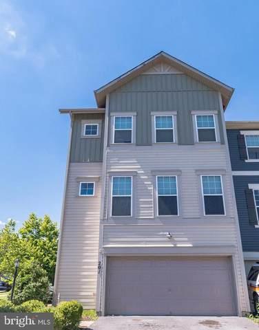 201 Fiesta Drive, STEPHENSON, VA 22656 (#VAFV2000346) :: Debbie Dogrul Associates - Long and Foster Real Estate