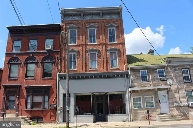12 W Market Street, MARIETTA, PA 17547 (#PALA2001202) :: Flinchbaugh & Associates