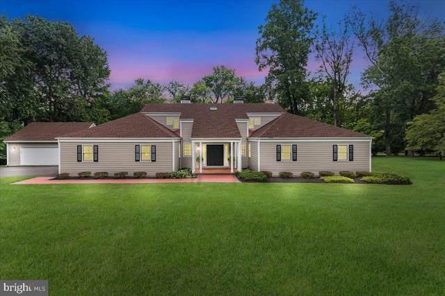 21 Beatty Court, PRINCETON, NJ 08540 (MLS #NJME2001198) :: The Dekanski Home Selling Team