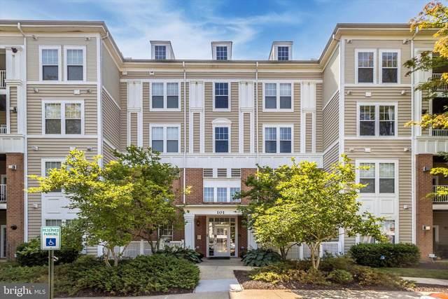 101 Watkins Pond Boulevard 4-103, ROCKVILLE, MD 20855 (#MDMC2003530) :: Eng Garcia Properties, LLC