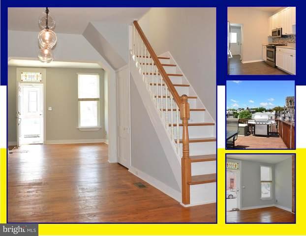 1442 Patapsco Street, BALTIMORE, MD 21230 (#MDBA2002742) :: Ultimate Selling Team