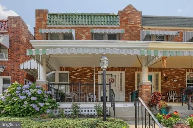 532 Hamilton Street, LANCASTER, PA 17602 (#PALA2001220) :: Sunrise Home Sales Team of Mackintosh Inc Realtors