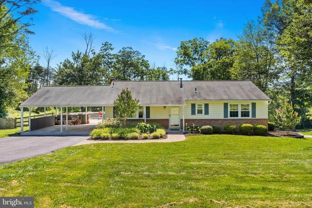 2044 Fire Tower Lane, IJAMSVILLE, MD 21754 (#MDFR2001264) :: Murray & Co. Real Estate