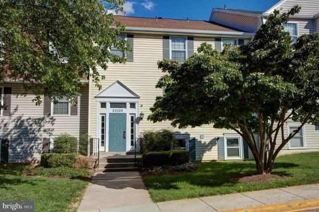 20329 Beaconfield Terrace #2, GERMANTOWN, MD 20874 (#MDMC2003600) :: Corner House Realty