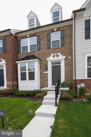 4311 Plinlimmon Drive, OWINGS MILLS, MD 21117 (#MDBC2002430) :: The Vashist Group