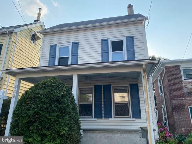 449 Cedar Street, JENKINTOWN, PA 19046 (#PAMC2002616) :: Talbot Greenya Group