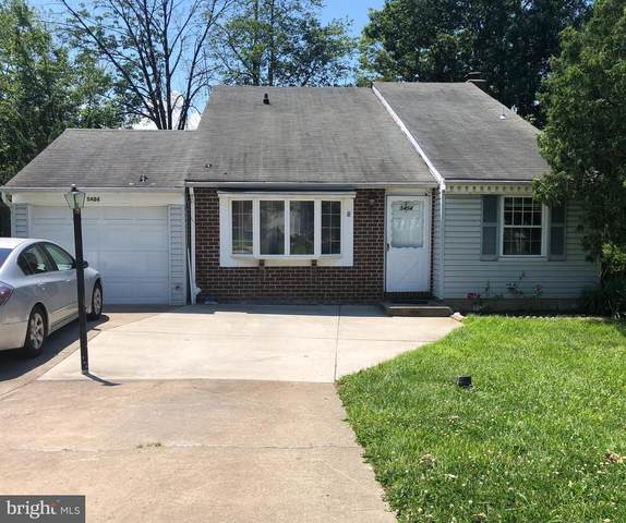5404 Balistan Road, BALTIMORE, MD 21237 (#MDBC2002466) :: New Home Team of Maryland
