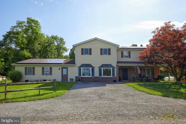 490 Old Stage Road, LEWISBERRY, PA 17339 (#PAYK2001392) :: The Joy Daniels Real Estate Group